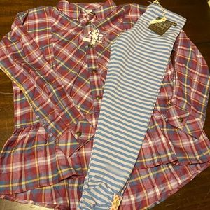 NWT Matilda Jane outfit